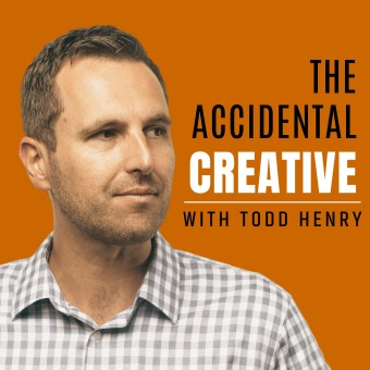 The Accidental Creative podcast artwork