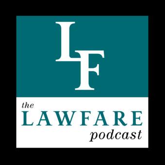 The Lawfare Podcast podcast artwork
