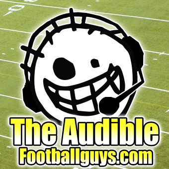 Footballguys.com - The Audible - Fantasy Football Info for Serious Fans podcast artwork