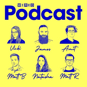 The WIRED Podcast podcast artwork
