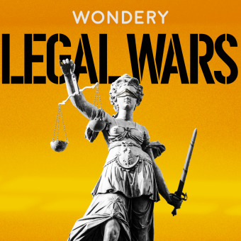 Legal Wars podcast artwork