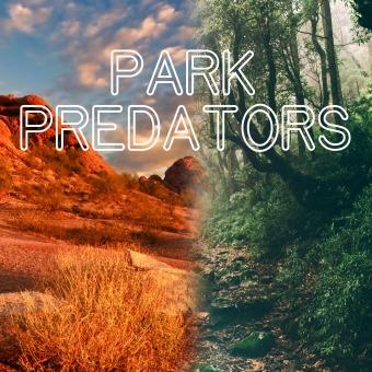 Park Predators podcast artwork