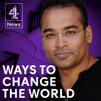 Ways to Change the World with Krishnan Guru-Murthy podcast artwork