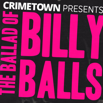 The Ballad of Billy Balls / The RFK Tapes podcast artwork