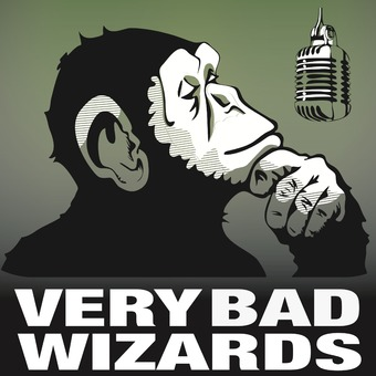 Very Bad Wizards podcast artwork
