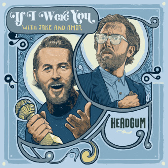 If I Were You podcast artwork