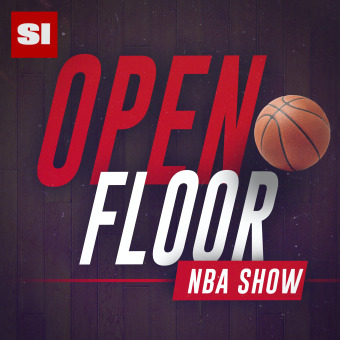 Open Floor: SI's NBA Show podcast artwork