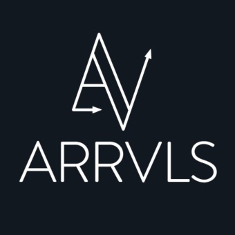 ARRVLS podcast artwork