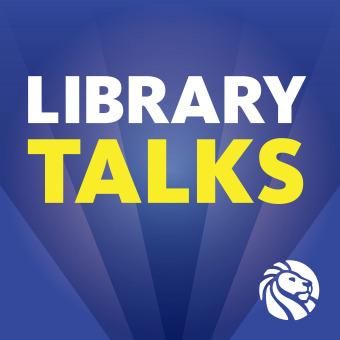 Library Talks podcast artwork