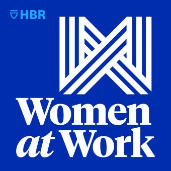 Women at Work podcast artwork