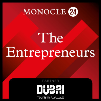 Monocle 24: The Entrepreneurs podcast artwork