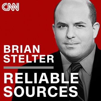Reliable Sources with Brian Stelter podcast artwork