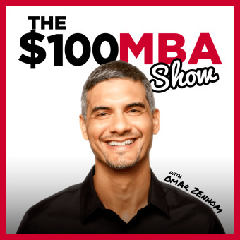 The $100 MBA Show podcast artwork