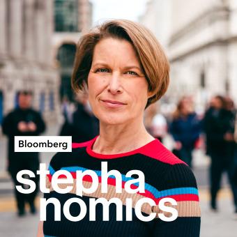 Stephanomics podcast artwork