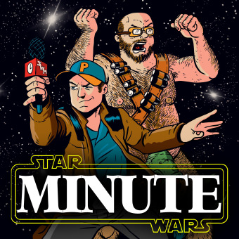 Star Wars Minute podcast artwork