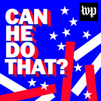 Can He Do That? podcast artwork