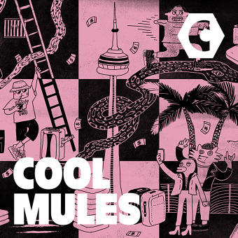 Cool Mules podcast artwork