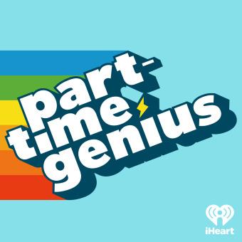 Part-Time Genius podcast artwork