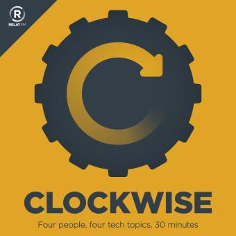 Clockwise podcast artwork
