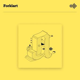 Forklart podcast artwork