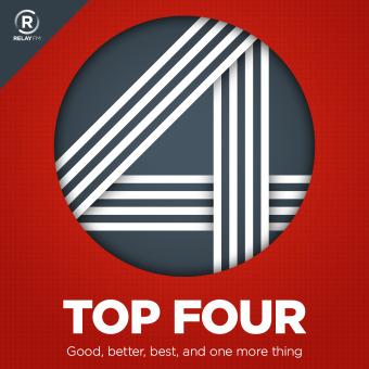Top Four podcast artwork