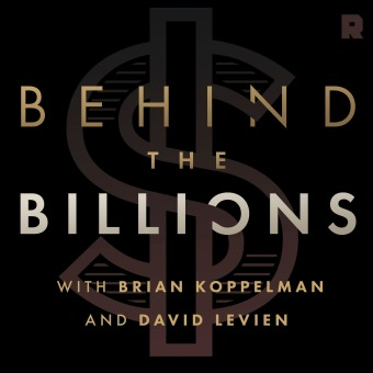 Behind the Billions podcast artwork