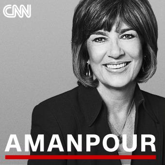 Amanpour podcast artwork