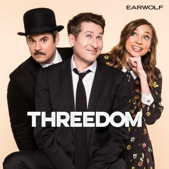 Threedom podcast artwork