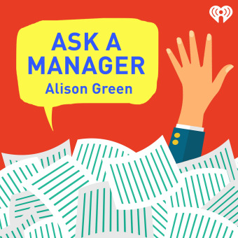 Ask a Manager podcast artwork