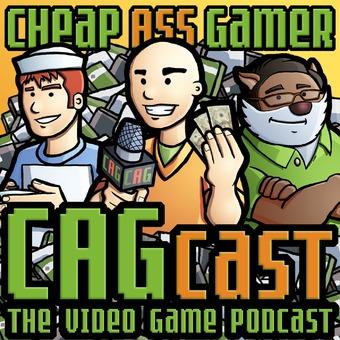 CAGcast podcast artwork