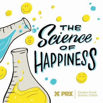 The Science of Happiness podcast artwork
