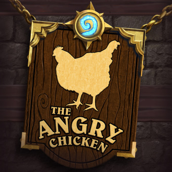 The Angry Chicken: A Hearthstone & Battlegrounds Podcast podcast artwork
