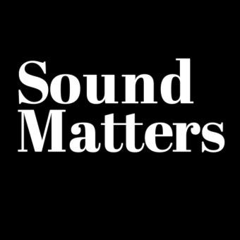 Sound Matters podcast artwork