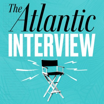 The Atlantic Interview podcast artwork