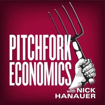 Pitchfork Economics with Nick Hanauer podcast artwork