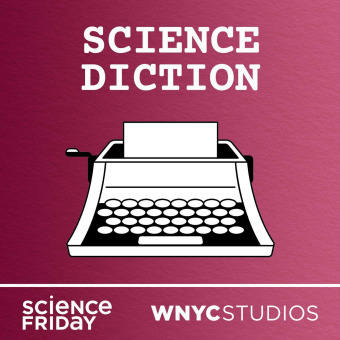 Science Diction podcast artwork