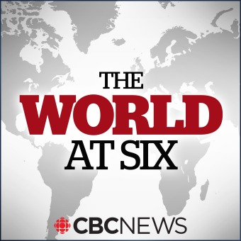 CBC News: World at Six podcast artwork
