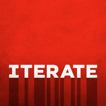 Iterate podcast artwork