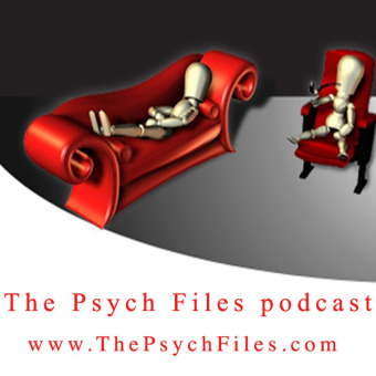 The Psych Files podcast artwork