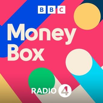 Money Box podcast artwork