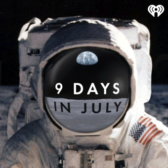 9 Days in July podcast artwork
