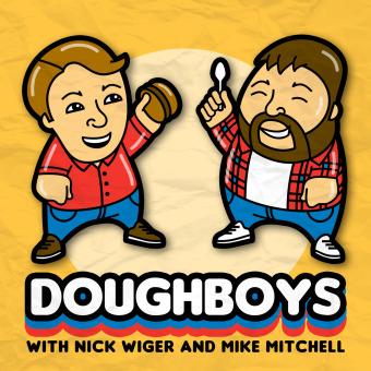 Doughboys podcast artwork