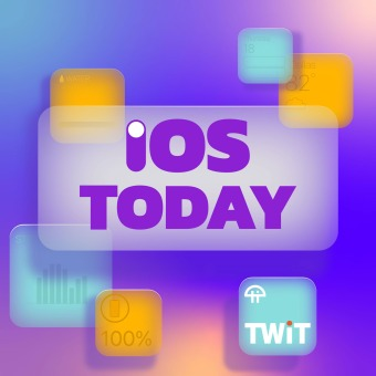 iOS Today (Video) podcast artwork