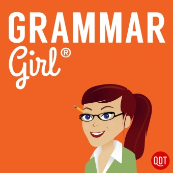 Grammar Girl Quick and Dirty Tips for Better Writing podcast artwork
