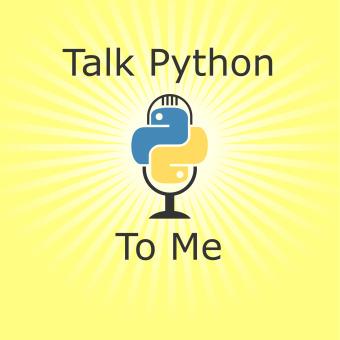 Talk Python To Me podcast artwork