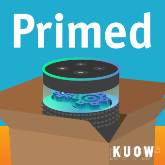 Primed podcast artwork