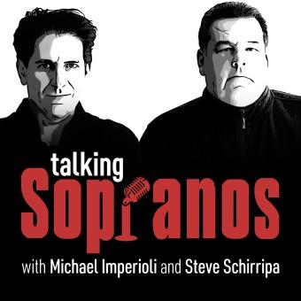 Talking Sopranos podcast artwork