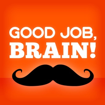 Good Job, Brain! podcast artwork