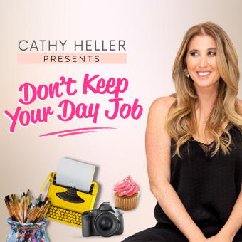 Don't Keep Your Day Job podcast artwork