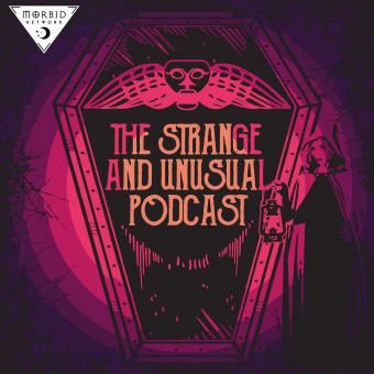 The Strange and Unusual Podcast podcast artwork